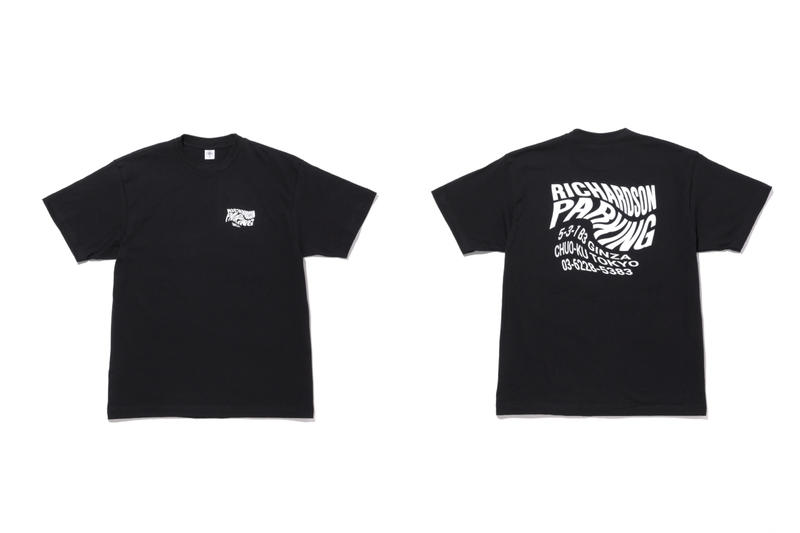 Richardson × bonjour records THE PARK・ING GINZA 限定アイテム