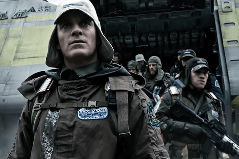 クレイグ・グリーンが『エイリアン: コヴナント』でデザインした衣装を公開