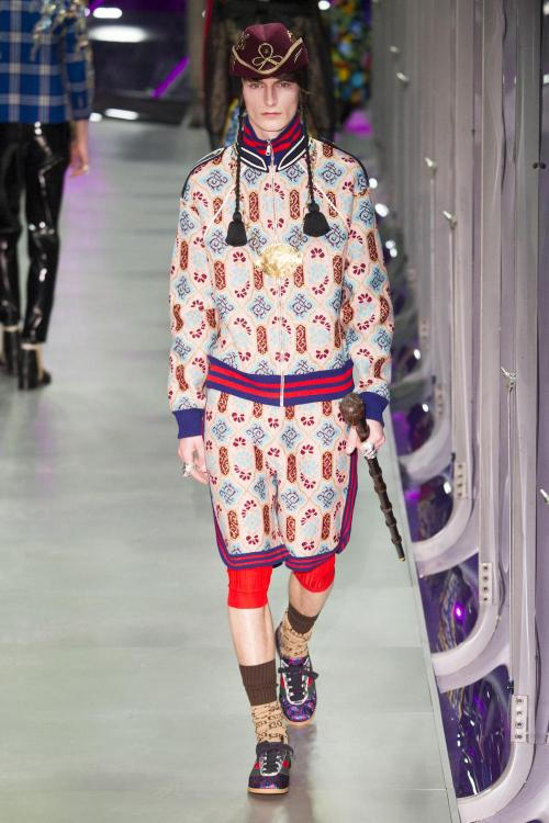 Gucci 2017年秋冬コレクション