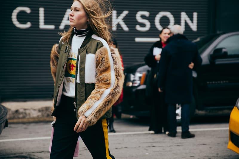 ストリートスナップ New York Fashion Week