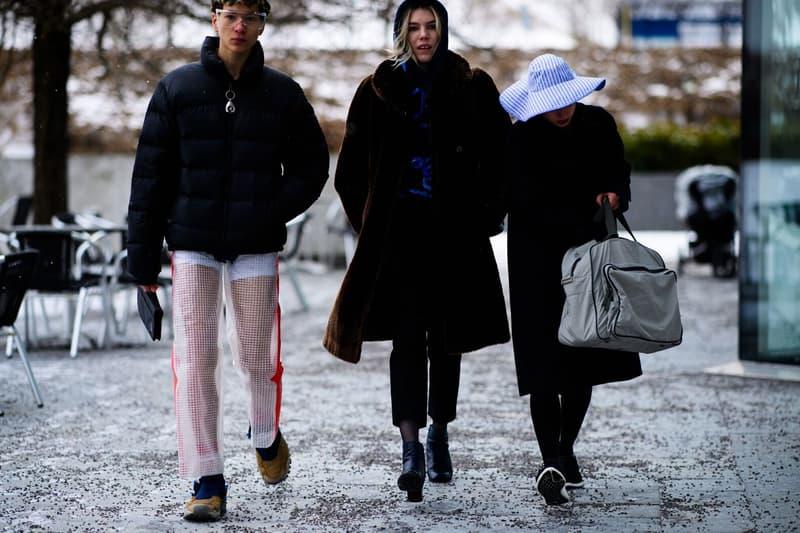 ストリートスナップ: Oslo Fashion Week Day 1
