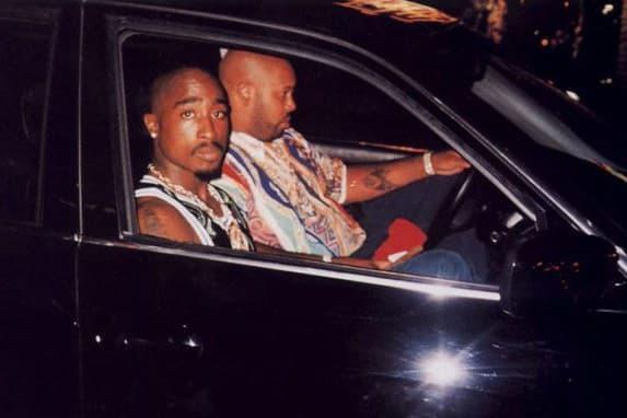 2Pac が撃たれた日に乗っていた車が高級オークションに登場