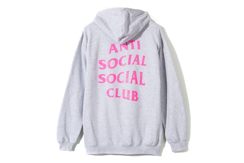 anti social social club neek lurk アンタイソーシャルソーシャルクラブ ニークラーク