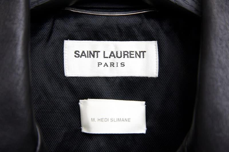 エディ・スリマン Saint Laurent