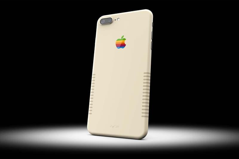 Apple II  iPhone 7 Plus