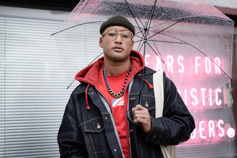 Streetsnaps: 関口メンディー of GENERATIONS from EXILE TRIBE / EXILE