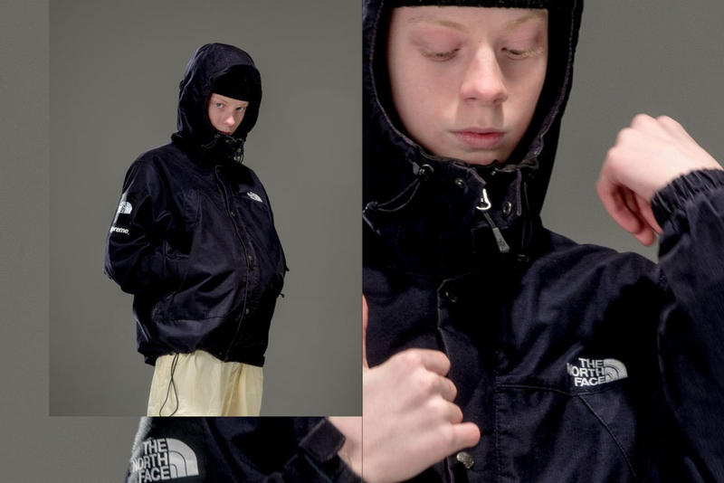 Supreme x The North Face  エディトリアル Gully Guy Leo