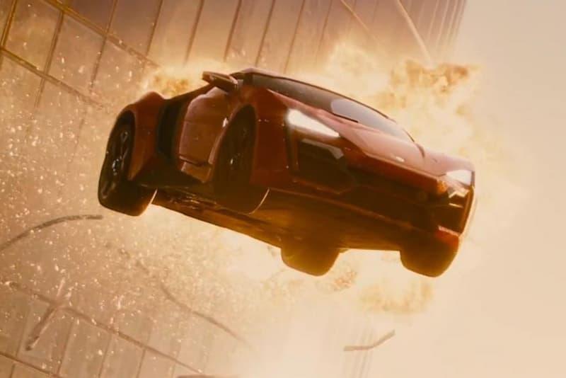 ワイルド・スピード Fast and Furious The Fate of the Furious ワイルド・スピード ICE BREAK