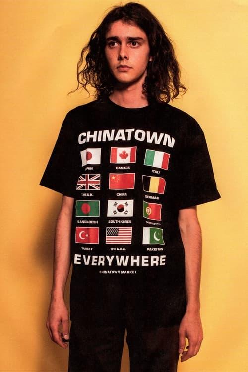 Chinatown Market のインパクト大な2017年春夏Tシャツコレクション