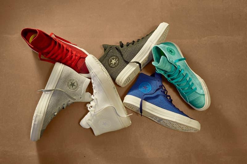 Nike Flyknit  Converse Chuck Taylor All Star