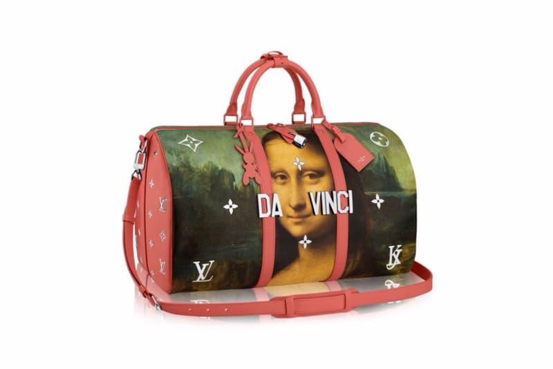 ジェフ・クーンズ x Louis Vuitton