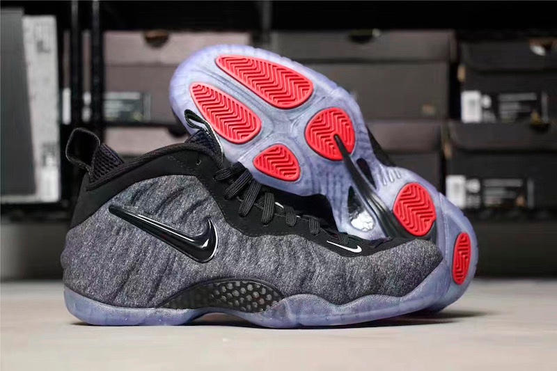 Nike Tech Fleece  Air Foamposite Pro