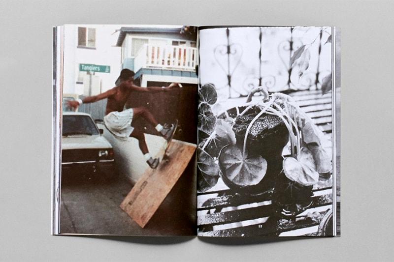 往年の NY レジェンドスケーター、ハリー・ジュモンジをフィーチャーした ZINE『OG』