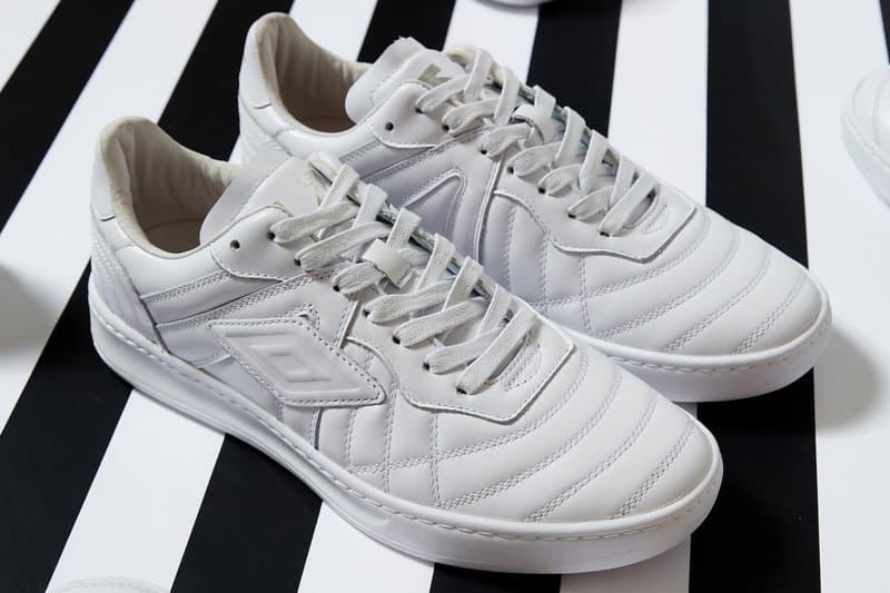 OFF-WHITE x UMBRO のコーチスニーカーを手に入れよう
