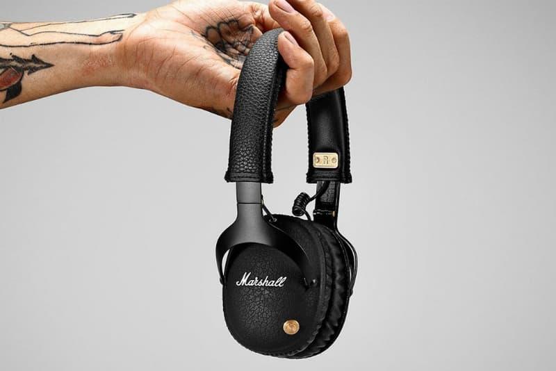 Marshall Bluetooth対応の MONITOR ヘッドホン