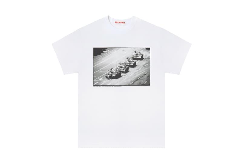 MAGNUM PHOTOS x RICHARDSON x DSM のカプセルTシャツコレクション