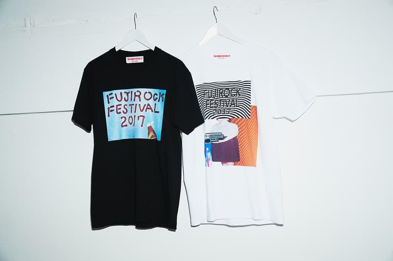FUJI ROCK FESTIVAL '17 × BEAMS 限定Tシャツが今年も