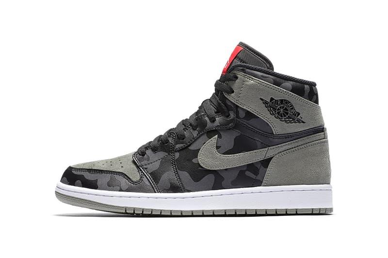Jordan Brand カモ柄  Air Jordan 1