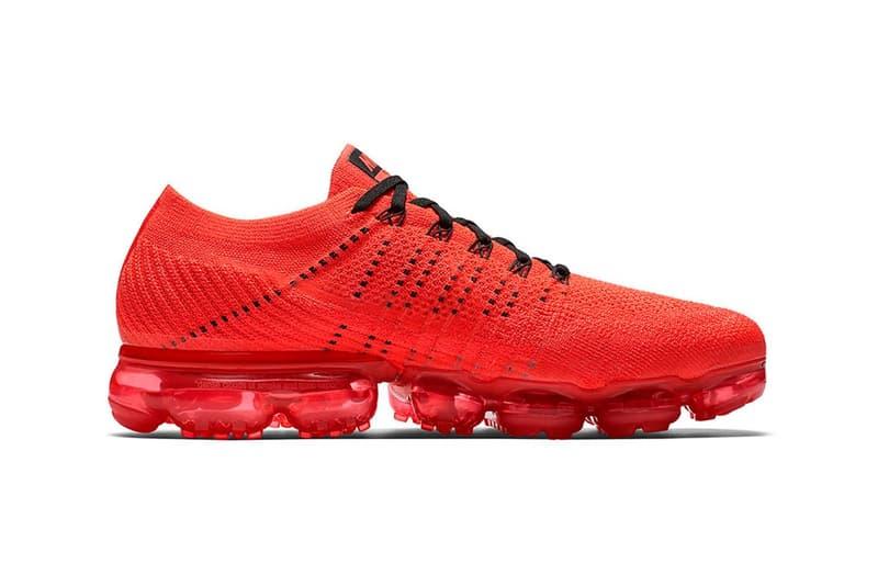 CLOT x Nike Air VaporMax の公式ビジュアルが公開