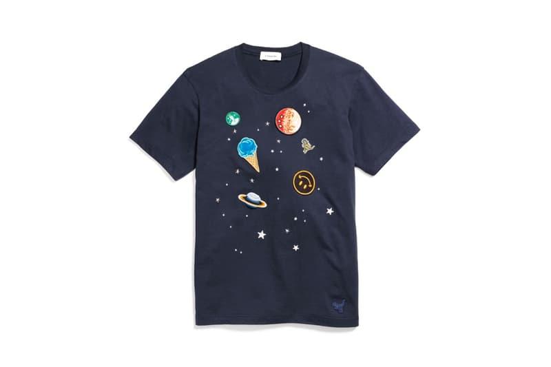 """COACH より宇宙をテーマにしたカプセルコレクション """"Space"""" が登場"""