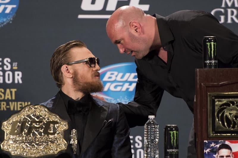 McGregor vs Mayweather 戦契約にデッドライン