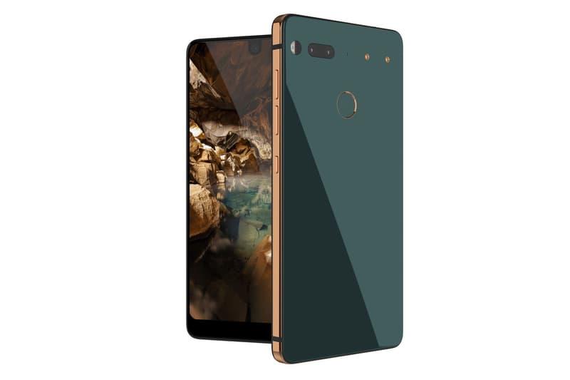 """Androidの父"" が手掛けた画期的な新型スマートフォン Essential Phone が登場"