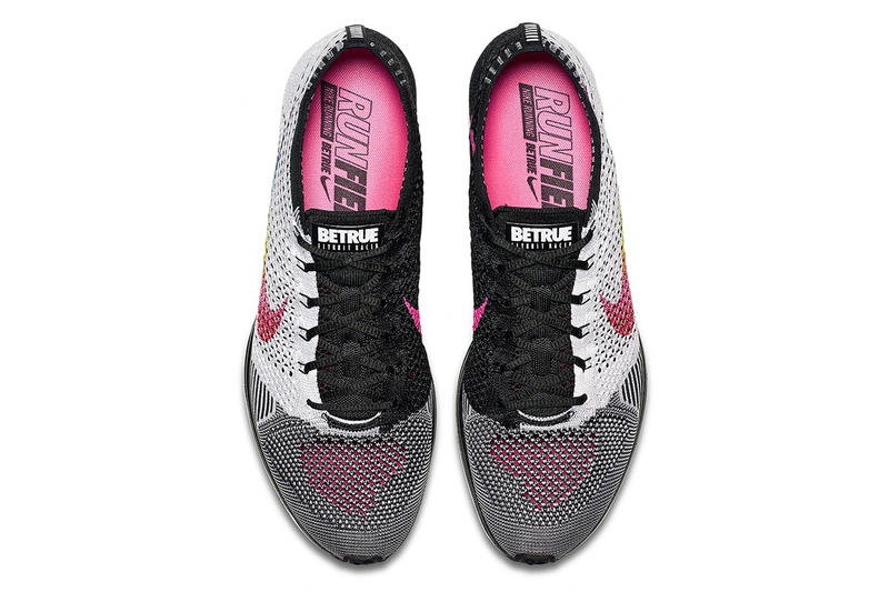"Nike より Flyknit Racer ""Be True"" のビジュアル&リリース情報が登場"