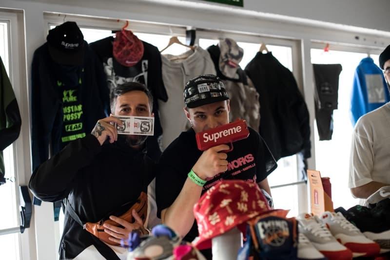 スペイン スニーカーイベント DASHAPE