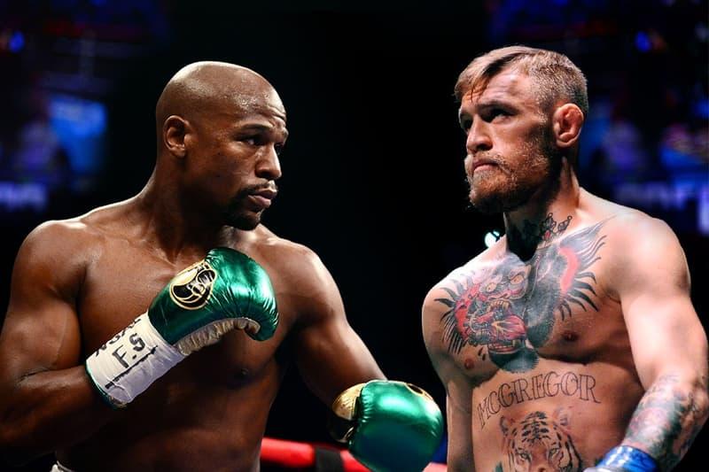 UFC の代表 ダナ・ホワイトがコナー・マクレガーとフロイド・メイウェザーの対戦を承認