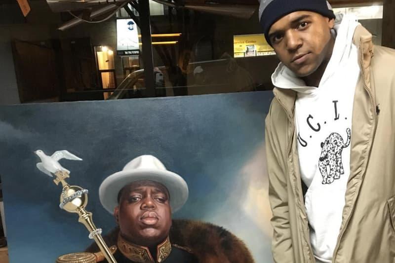 The Notorious B.I.G. の息子が今年中にデビューアルバムをリリース?