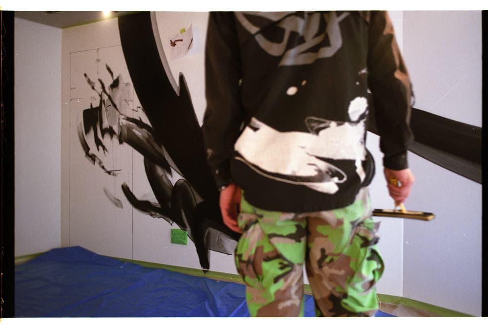Interviews:民泊用アートマンション THE AOCA を手がけたグラフィティアーティストたち