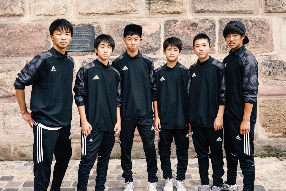 adidas UEFA Young Champions 2017 に参戦したU-16日本代表 ともぞうSC のヨーロッパ紀行 ドイツ、ロンドン、そしてウェールズへ。栃木の若武者たちの一週間をフォトグラファー SHIZUYAが追う