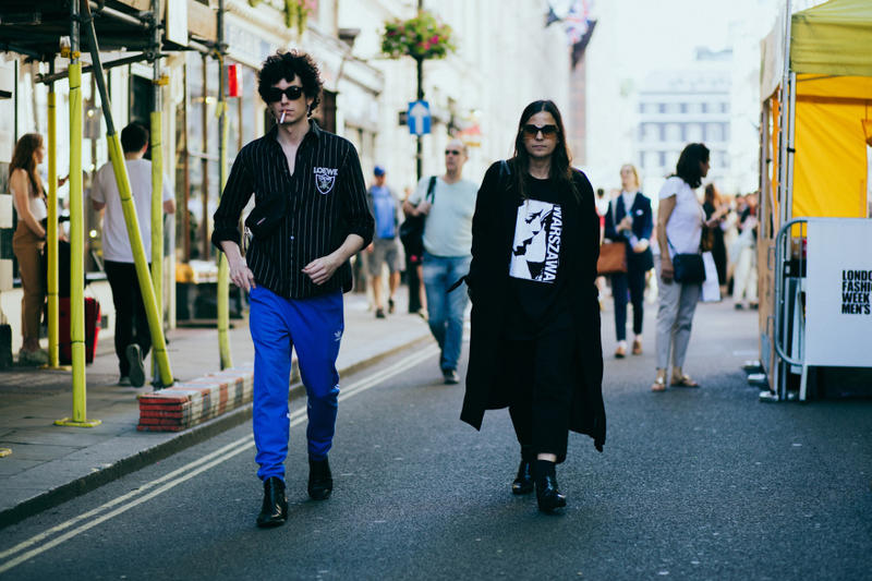 Streetsnaps: London Fashion Week Mens 2018 Day 2