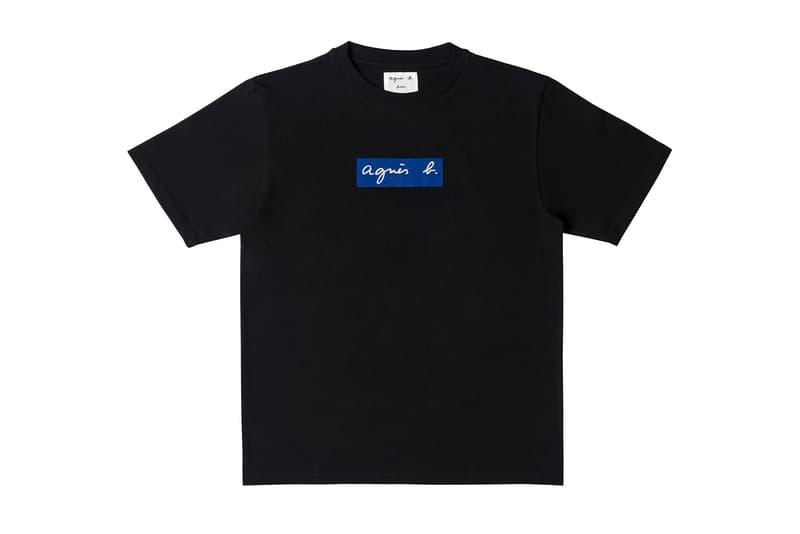 ADAM ET ROPÉ x agnès b. 新 コラボ Tシャツ アダム エ ロペ アニエスベー アダムエロペ