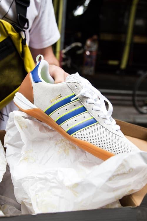 ロンドン Palace  adidas Originals 2017年サマーコレクション