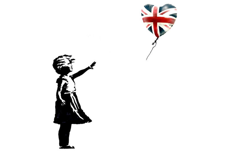 Banksy が保守党への反対票を投じた有権者のみに販売する限定アートワークを発表 EU離脱 総選挙 国民投票 政治 テロ