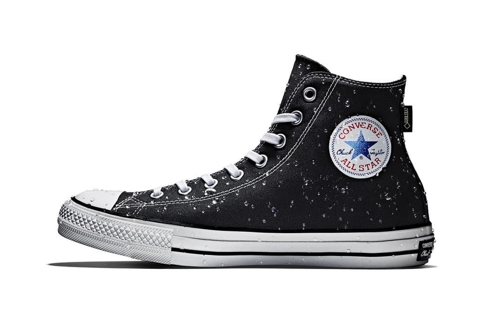 Converse が All Star の100周年を記念して GORE-TEX® 採用のオールウェザーモデルを製作
