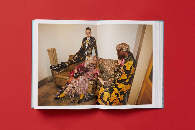Gucci  より1,000部限定の新アートブック『Hortus Sanitatis』が登場