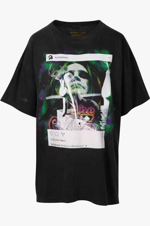 ケンダル&カイリー・ジェンナー姉妹が手掛けたヴィンテージ風Tシャツがソーシャルメディアで炎上