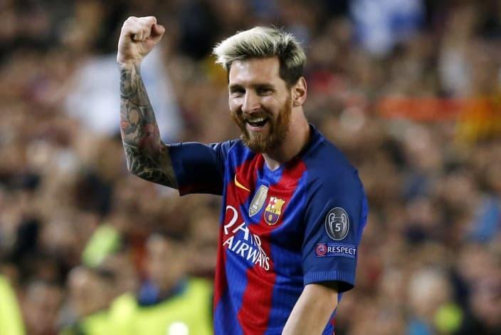 中国にリオネル・メッシのテーマパークがオープン Lionel Messi 南京 Messi Experience Park VR AR バルセロナ バルサ