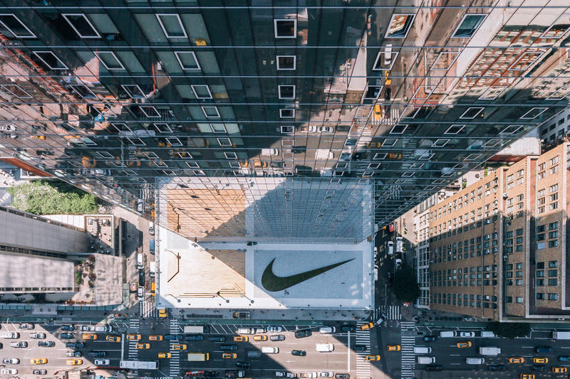 Nike ナイキ ニューヨーク 新社屋 オフィス NY