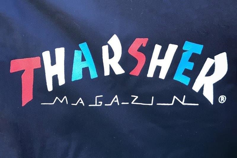 """Parra が『Thrasher』のためにデザインした """"Knock-Off"""""""