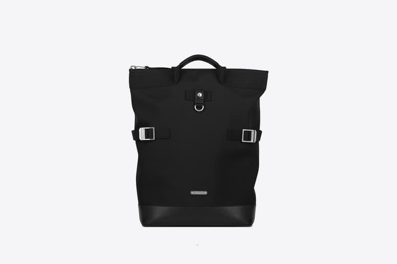 Saint Laurent 2017年秋コレクションのラグジュアリーな RIVINGTON バッグ