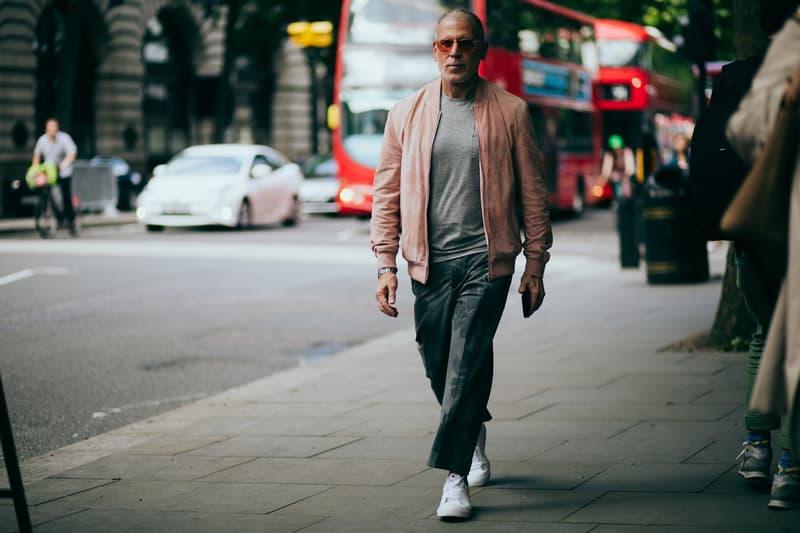 Streetsnaps: London Fashion Week Mens Day 1