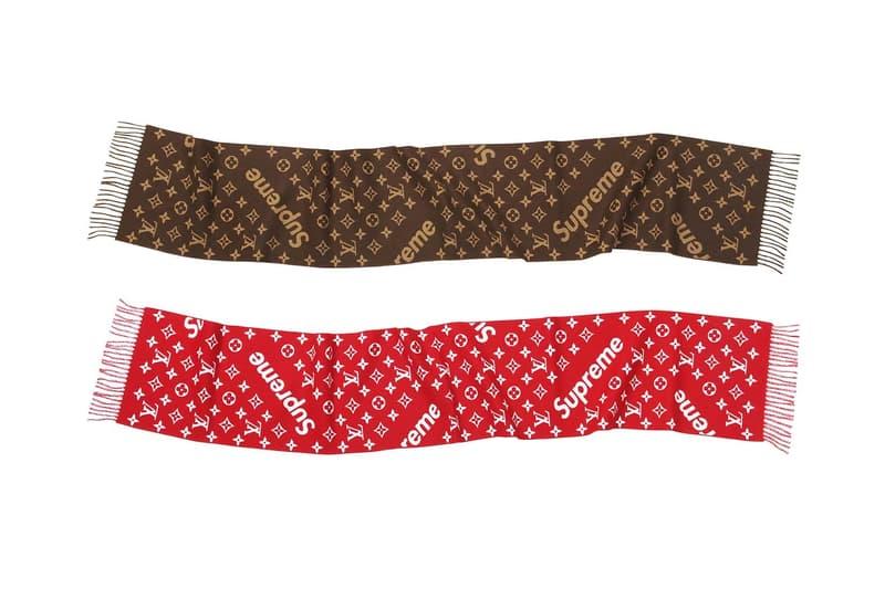 Supreme x Louis Vuitton コレクションの全ラインアップ