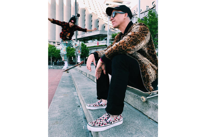 Supreme が Vans との新作コラボフットウェアを Instagram にて公開