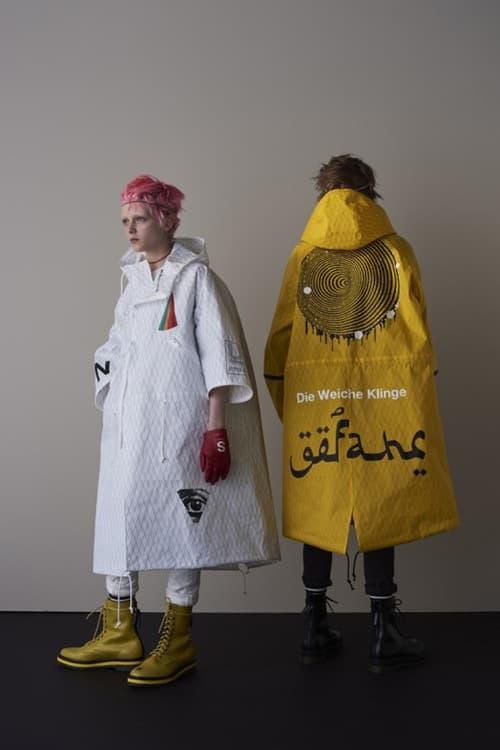 映画『時計じかけのオレンジ』などサブカルチャーの影響が色濃く反映された UNDERCOVER 2018年春夏コレクション