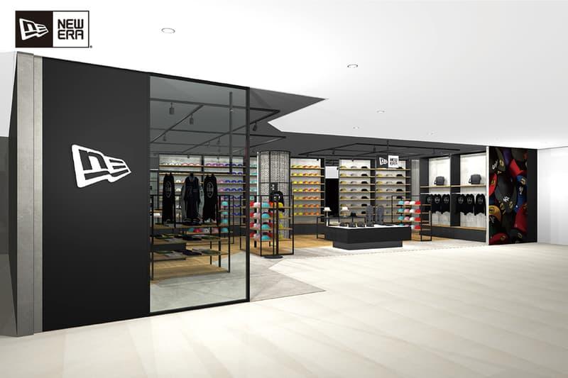 都内3店舗目となる NEW ERA® STORE が新宿にオープン