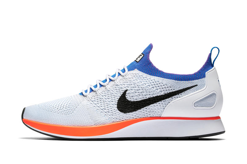 Nike よりニューモデル Air Zoom Mariah Flyknit Racer が登場