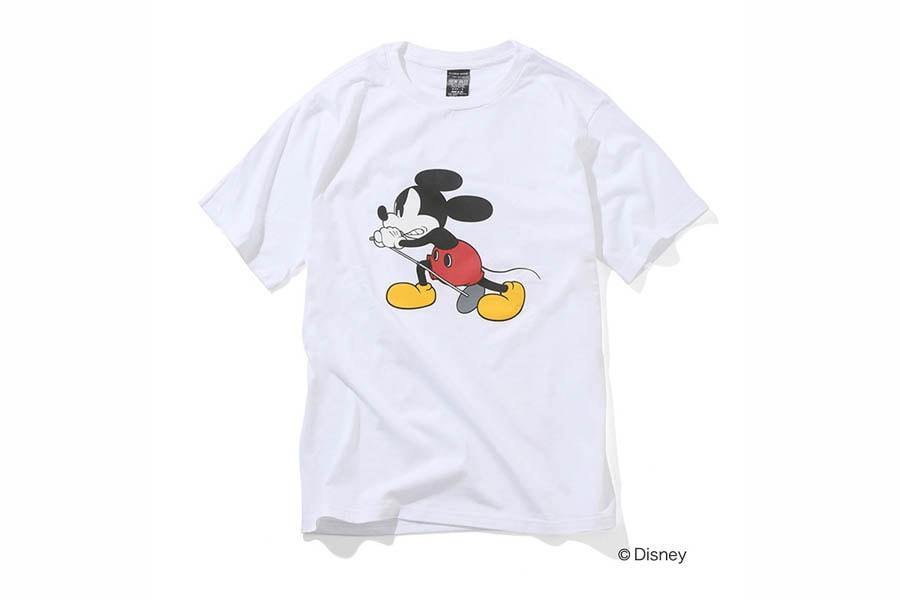 NUMBER (N)INE 描き下ろしによる MICKEY MOUSE MUSIC COLLECTION ナンバーナイン ミッキーマウス ミュージック